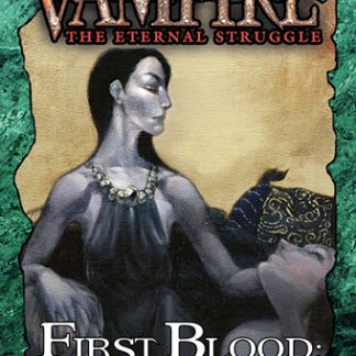 Gwendolyn Fleming First Blood Toreador VTES V:TES